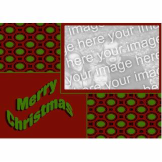 Christmas Photo Frame Cutout