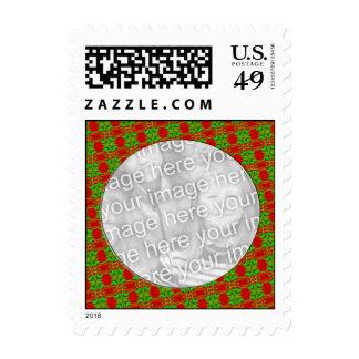 Christmas Photo Frame Stamp