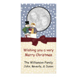 Christmas Photo Greeting Card
