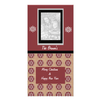 Christmas Photo Greeting Card