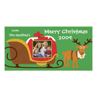 Christmas Photo Holiday Cards Photo Card