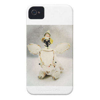 Christmas Photo Holiday Greeting Card iPhone 4 Case