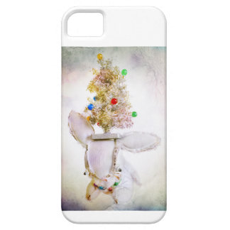 Christmas Photo Holiday Greeting Card iPhone SE/5/5s Case