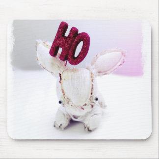 Christmas Photo Holiday Greeting Card Mouse Pad