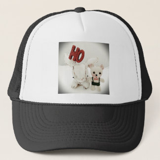 Christmas Photo Holiday Greeting Card Trucker Hat