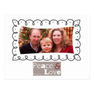 Christmas Photo Post Card