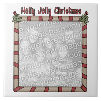 Christmas Photo Tile Trivet