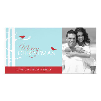 Christmas Photocards Card