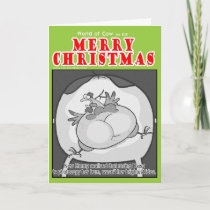 Christmas Photocopying Holiday Card