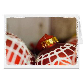 Christmas Photography Card