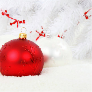Christmas Photo Sculptures