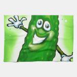 Christmas Pickle Hand Towel