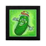 Christmas Pickle Keepsake Box