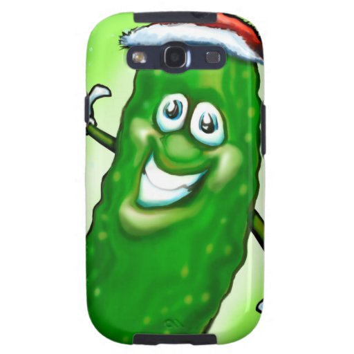 Christmas Pickle Samsung Galaxy SIII Case