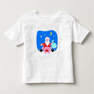 Christmas Pig Kids Shirt