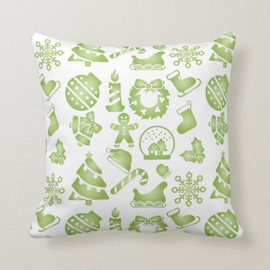 Christmas Pillow, Home Goods, Decor Pillow