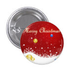 Christmas Pinback Buttons