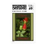 Christmas Pine Cone Postage