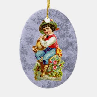 Christmas Piper Christmas Ornament