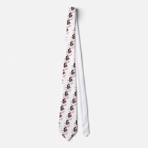 Christmas Pirate Tie