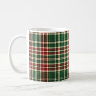 Christmas Plaid 08-11oz Coffee Mug
