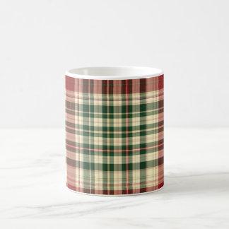 Christmas Plaid 14-11oz Coffee Mug