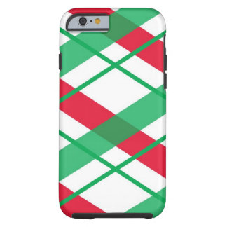 Christmas Plaid iPhone 6 Case