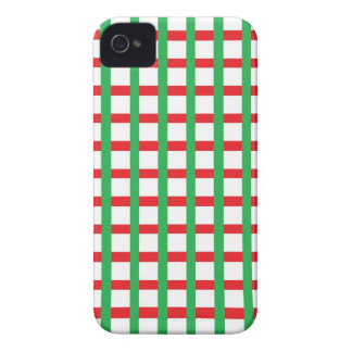Christmas Plaid iPhone Case