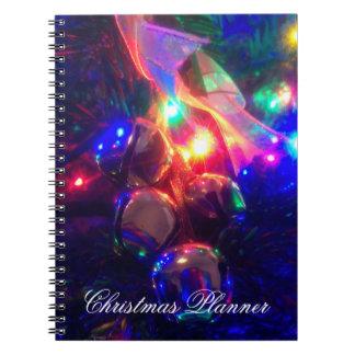 Christmas Planner Notebook