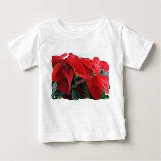 Christmas Pointsettia Shirts