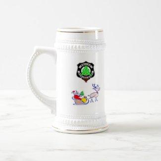 Christmas Police Gifts mug