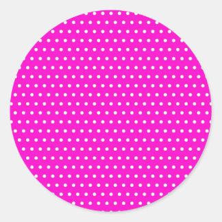 Christmas polka hots dots dabbed samples scores