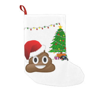 Emoji Christmas Stockings & Emoji Xmas Stocking Designs | Zazzle