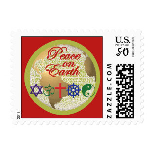 Christmas Postage at Zazzle