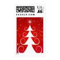Christmas Postage Stamp stamp