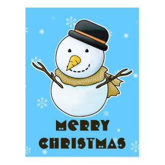 Christmas Postcard