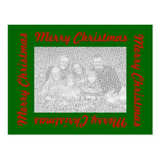 Christmas Postcards with photo