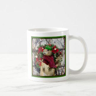 Christmas  Prairie Dog Coffee Mug