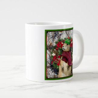 Christmas  Prairie Dog Giant Coffee Mug