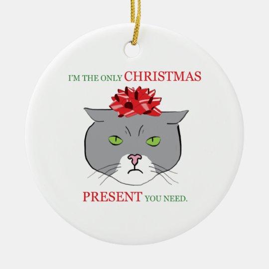 Christmas Present Ornament