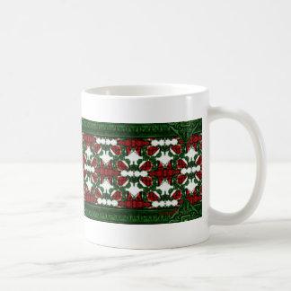 Christmas Present Pattern Coffee Mug
