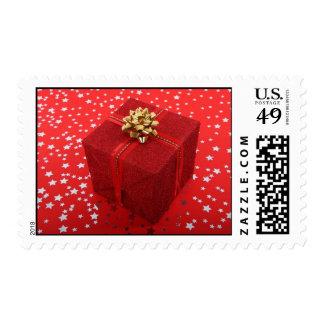 Christmas Present Postage
