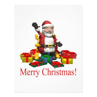 Christmas Presents Flyers