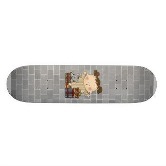 christmas presents girl tot skateboard deck