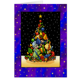 Christmas Presents Greeting Cards