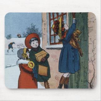 Christmas Presents Mouse Pad