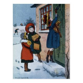 Christmas Presents Postcard