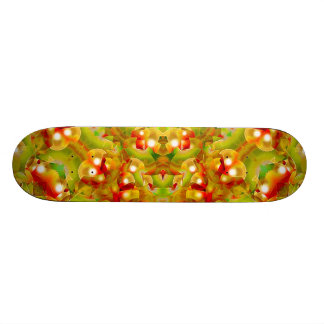 Christmas Print Motif Skateboard Decks