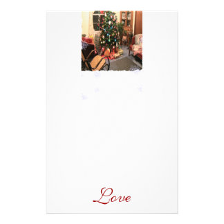 Christmas Products Custom Stationery