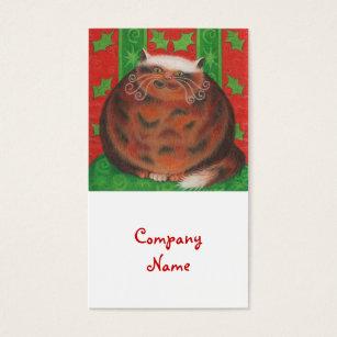 Christmas christmas pudding business cards templates zazzle christmas pud business card template white flashek Gallery